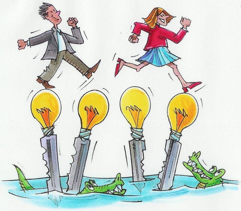 Ideas key tothe swamp hop