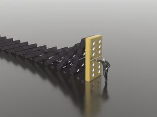 Leader resisting innovation dominoes