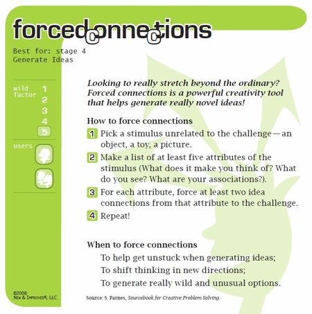 Forced connections 1
