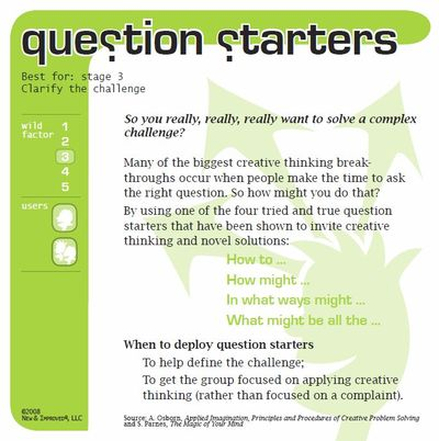 Questions starters 1