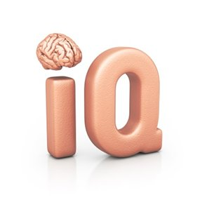 Brain with iq