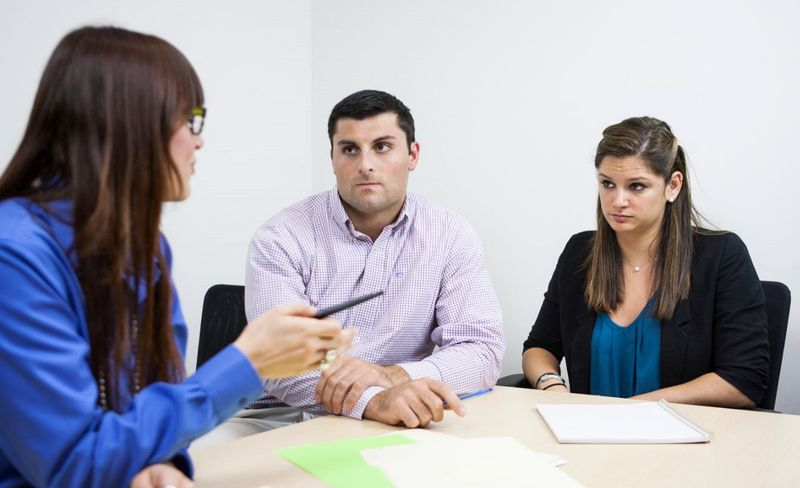 Upsetting meeting small group