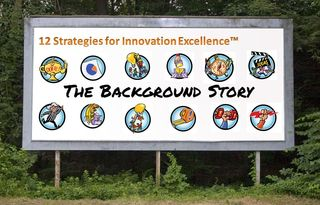 Background story billboard