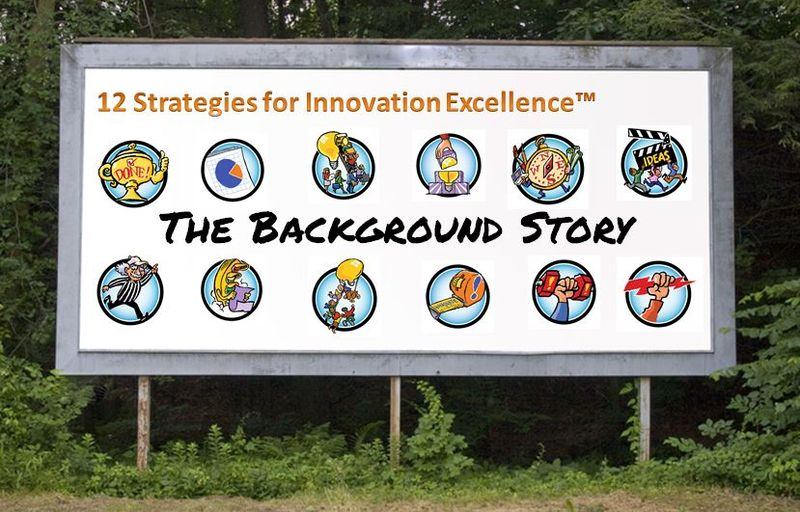 Background story billboard