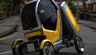 Innovative car