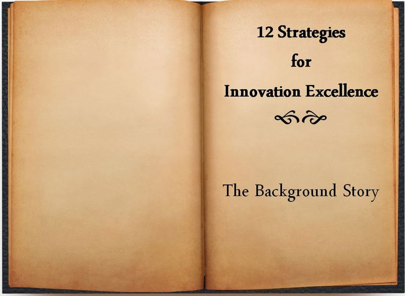 12 strategies - background story - book